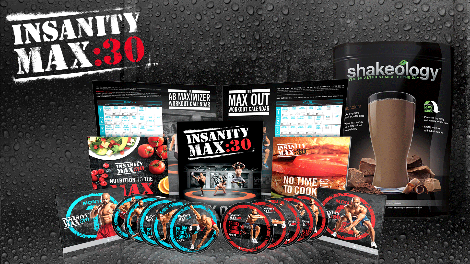 Insanity Max 30 – Kerry Lynn Fitness